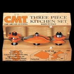 CMT Router Bit Sets